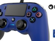 Nacon Wired Compact Controller : une manette pour PS4