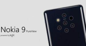 Nokia 9 PureView : le smartphone Nokia aux 5 capteurs photo ?