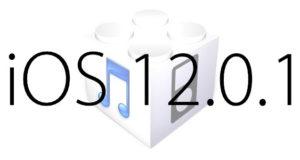 L'iOS 12.0.1 est disponible au téléchargement et corrige les problèmes de WiFi et de recharge