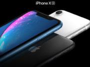 L'iPhone XR est maintenant disponible en pré-commande