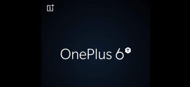 Le OnePlus 6T sera présenté le 29 octobre et serait vendu 579€