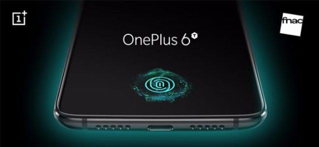 Le OnePlus 6T sera dispo en précommande dès le 30 octobre