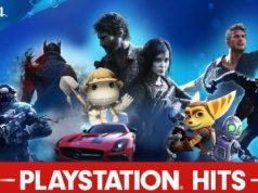 La liste des Playstation Hits compte 5 nouvelles références