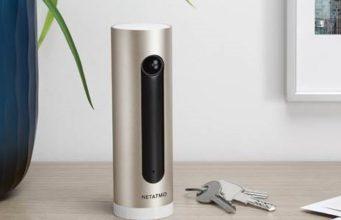 La caméra d'intérieur Netatmo est compatible avec Homekit d'Apple