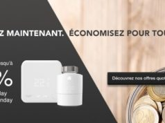 #BlackFriday : Tado solde ses nouveaux thermostats intelligents