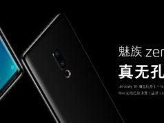 Meizu Zero : un smartphone sans port USB, sans bouton physique, ni port casque...