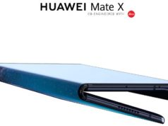 #MWC2019 - Huawei dévoile le Huawei Mate X