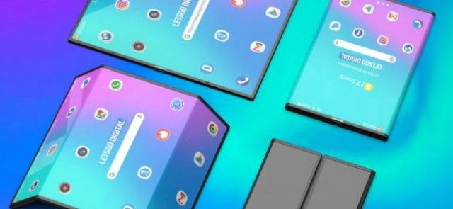 Le smartphone du futur de Xiaomi ?