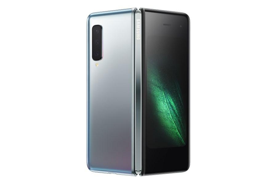 Galaxy Fold : Samsung a officialisé son smartphone avec écran pliable