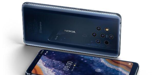 #MWC2019 - Nokia officialise le Nokia 9 Pureview, le smartphone aux 5 capteurs photo