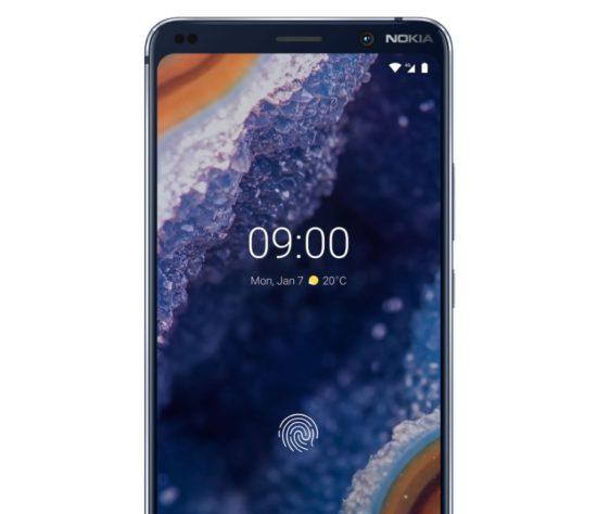 MWC2019 - Nokia officialise le Noki 9 Pureview, le smartphone aux 5 capteurs photo