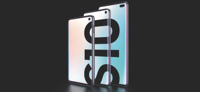 Samsung Galaxy S10 : mes premières impressions