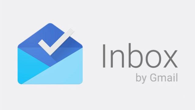 Inbox by Gmail fermera définitivement ses portes le 2 avril