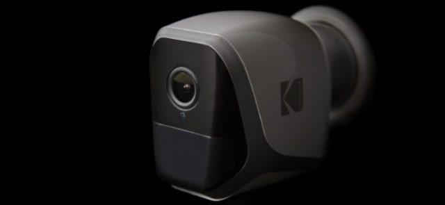 Kodak W101 : une petite caméra sans fil pour intérieur et extérieur [Test]