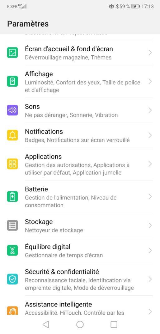 Comment remplacer le point par un chiffre pour les notifications sur Huawei ou Honor? [Tutoriel]