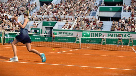 Tennis World Tour Roland-Garros Edition débarque le 23 mai avec une nouvelle star du tennis