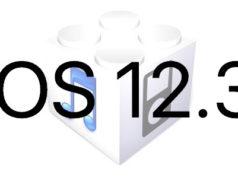 L'iOS 12.3 est disponible au téléchargement [liens directs]