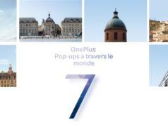 Pour son OnePlus 7 Pro, OnePlus ouvre plusieurs Pop-up Stores en France