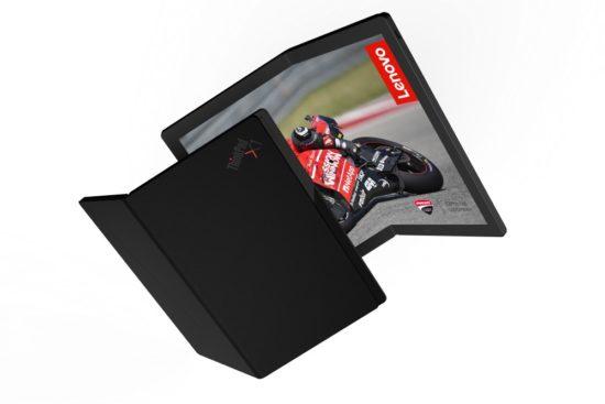 Lenovo dévoile son ThinkPad X1, le premier PC avec écran pliable