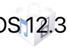 L'iOS 12.3.1 est disponible au téléchargement