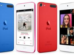 Apple lance un nouvel iPod Touch jusqu'à 256 Go
