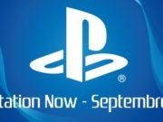 Playstation : les jeux Playstation Now de septembre 2019