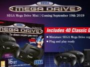La Sega Mega Drive Mini sera finalement commercialisée début octobre