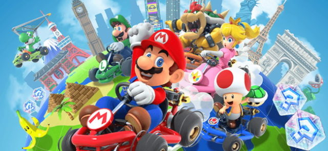 Mario Kart Tour : bientôt disponible sur iOS et Android