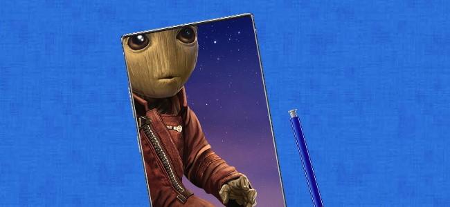 Galaxy Note 10 Des Fonds D Ecran Pour Dissimuler Le