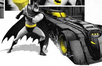 Pour les 80 ans de Batman, Paris prend des allures de Gotham City
