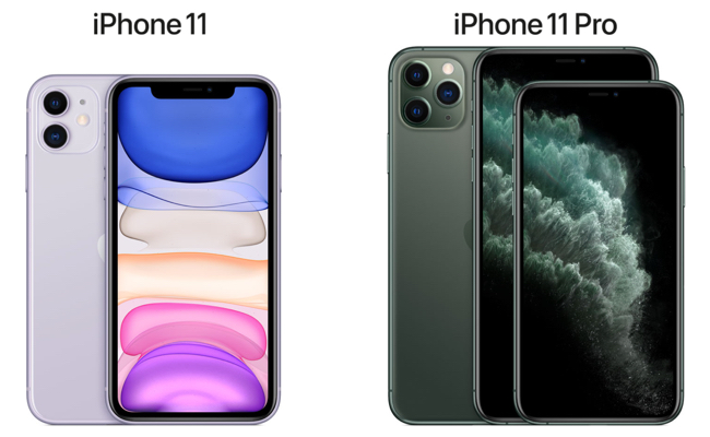 Les iPhone 11 iPhone 11 Pro et iPhone 11 Pro Max sont disponibles en magasin