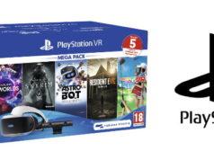 PlayStation 4 : le Mega Pack 2019 PlayStation VR arrive cette automne
