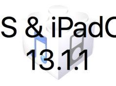 Les iOS et iPadOS 13.1.1 sont disponibles au téléchargement [liens directs]