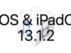 L'iOS 13.1.2 et l'iPadOS 13.1.2 sont disponibles au téléchargement [liens directs]