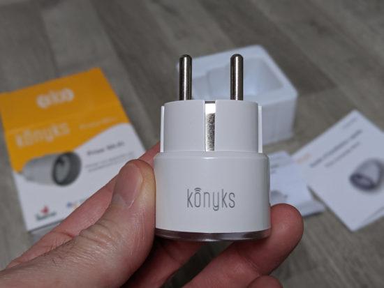 Konyks Priska Mini : une prise connectée compacte et efficace [Test]