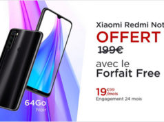 Le forfait Free Mobile encore en promotion