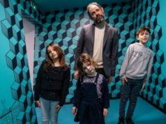 Un Musée de l'Illusion a ouvert ses portes à Paris