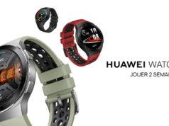 Huawei dévoile une nouvelle montre connectée, la Watch GT 2e