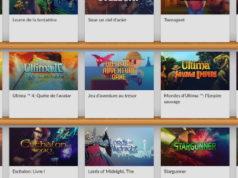 GoG offre de nombreux jeux vidéo !
