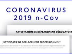 Covid-19 : l'attestation de déplacement sur smartphone dispo le 6 avril