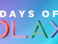 Days of Play 2020 : ouverture des promos le 25 mai