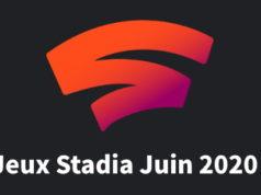 Google : les jeux Stadia Pro du mois de juin 2020