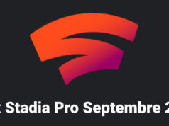 Google : les jeux Stadia Pro du mois de septembre 2020