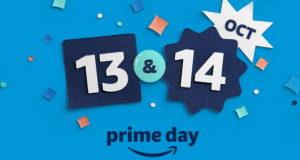 Amazon Prime Day : Plus d'un million d'offres les 13 et 14 octobre