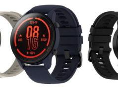 La Xiaomi Watch débarquera en France début 2021