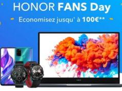 Honor Fan Days : de nouvelles promos chez Honor
