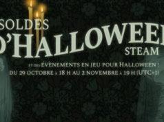 Les soldes d'Halloween Steam prennent fin demain !