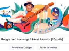 Google rend hommage à Henri Salvador [#Doodle]