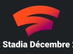 Google : les jeux Stadia Pro du mois de décembre 2020