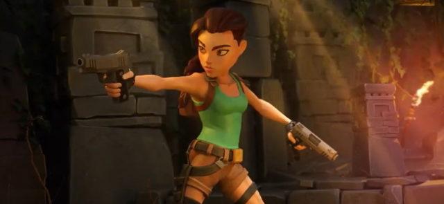 Tomb Raider Reloaded : le retour de Lara Croft